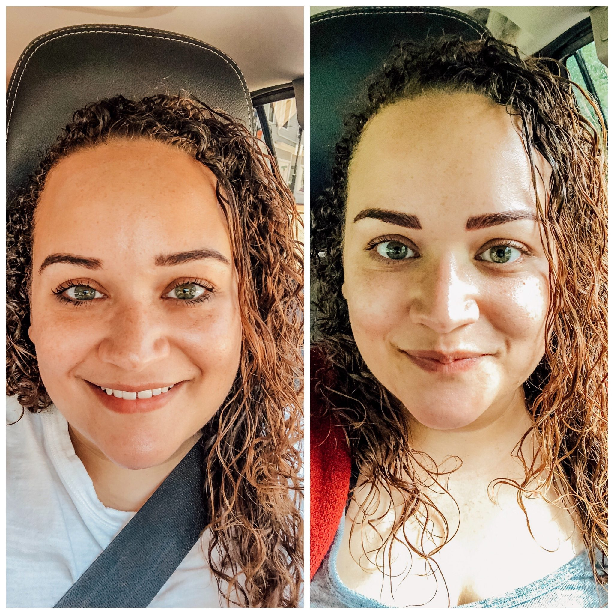 My 1st microblading session and what you need to know
