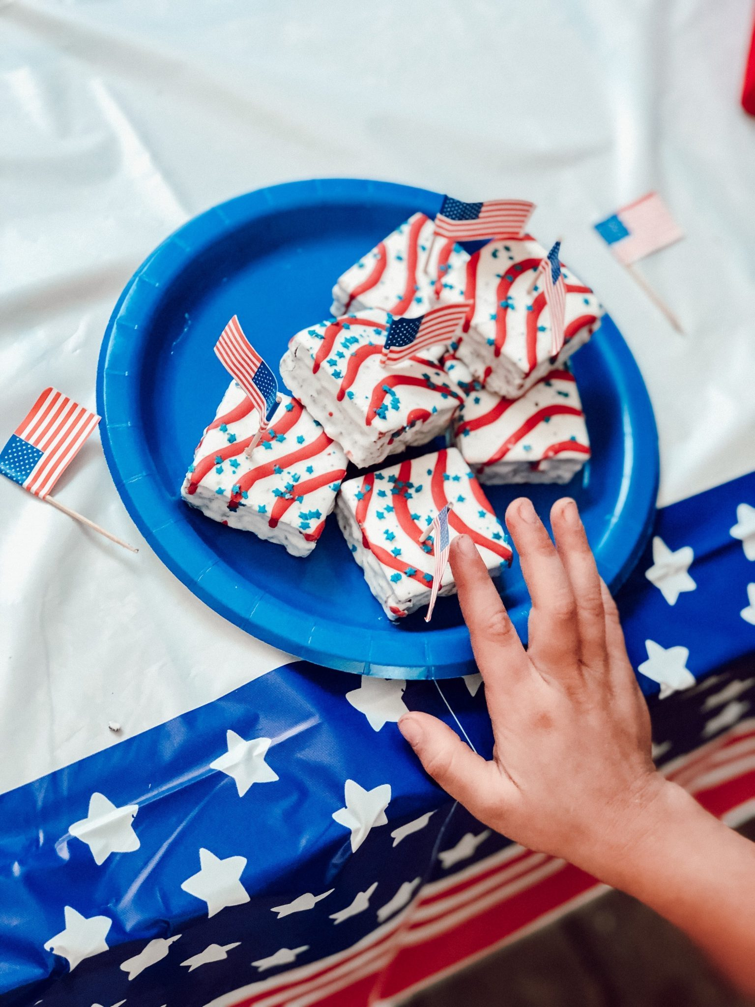 July 4th Snack Ideas For The Last Minute Planner