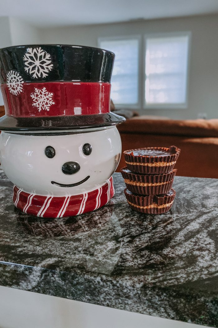 No-Bake Peanut Butter Cups | 12 Days Of Christmas