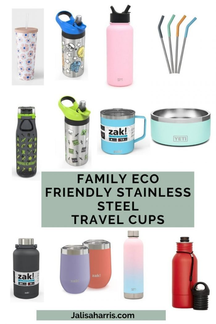 National Hydration Day Stainless Steel Cups And Jugs