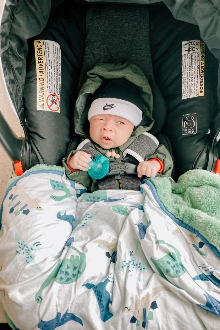Welcoming a baby during a pandemic: baby Micah first month update