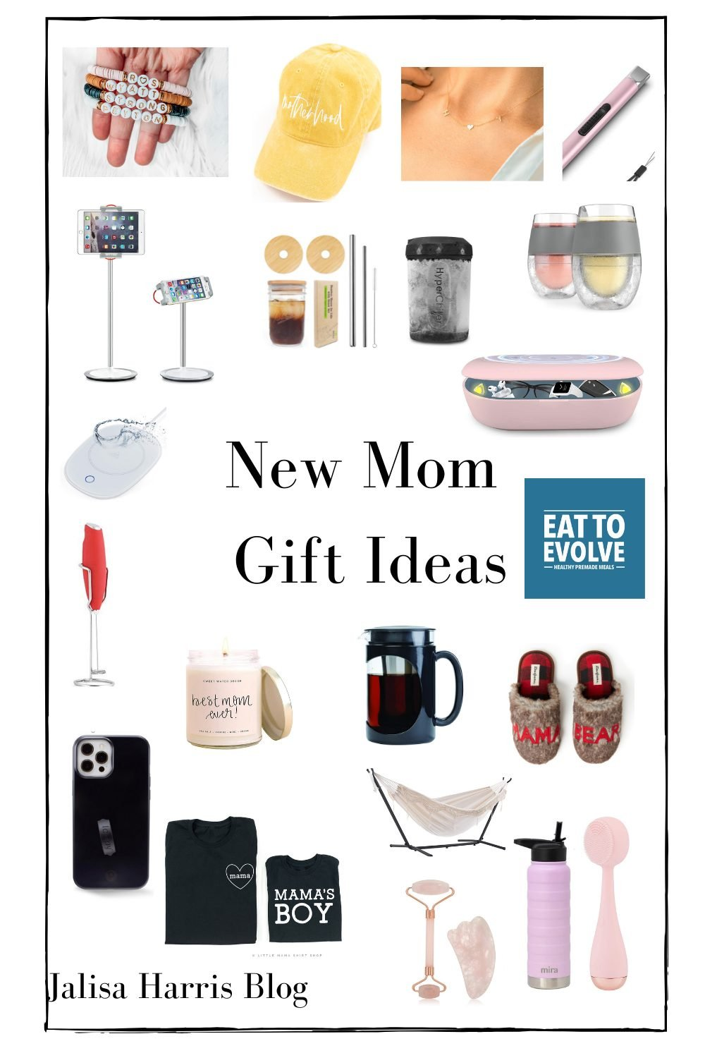 New Mom Gift Collage